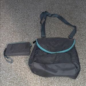 Vary you by thirty one crossbody bag AND wallet